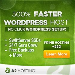 wordpress hosting alta velocità
