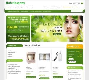 Naturessenza - e-commerce